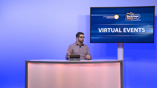 Virtual Events News Desk